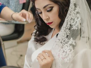 La boda de Marcela y Alejandro 1