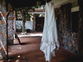 La boda de Lorena y José 2