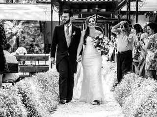 La boda de Lorena y José