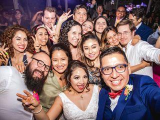 La boda de Rocío y Jorge 2