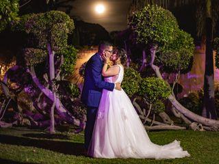 La boda de Rocío y Jorge