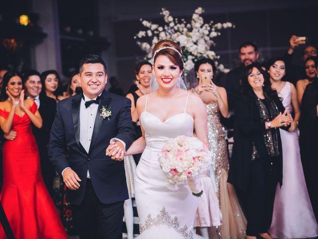 La boda de Karen y Luis