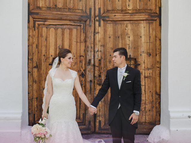 La boda de Jessica y José Antonio