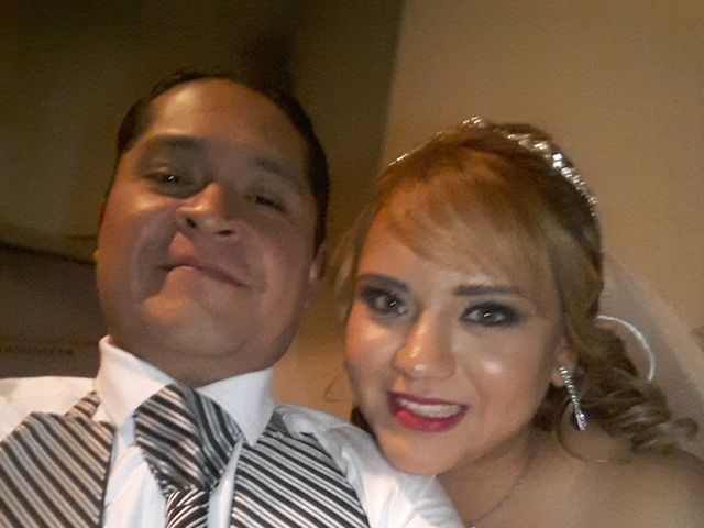La boda de Alicia y Víctor