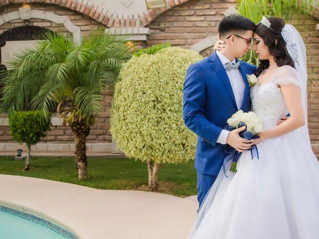 La boda de Marcela y Alejandro
