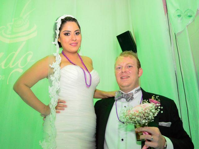 La boda de Andrea y Ben