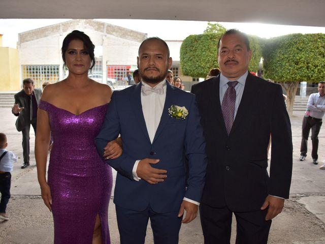 La boda de Victor y Abigail en Guadalajara, Jalisco 10