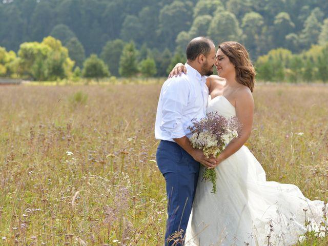 La boda de Abigail y Victor