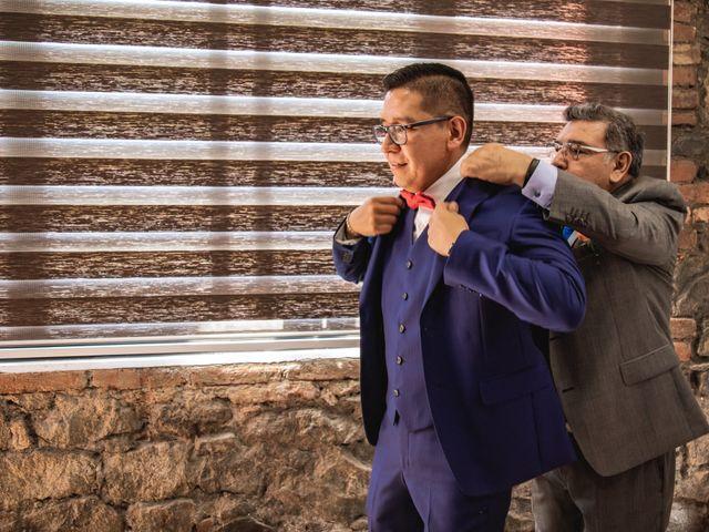La boda de Jorge y Rocío en Atlixco, Puebla 9