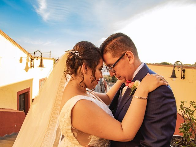 La boda de Jorge y Rocío en Atlixco, Puebla 14