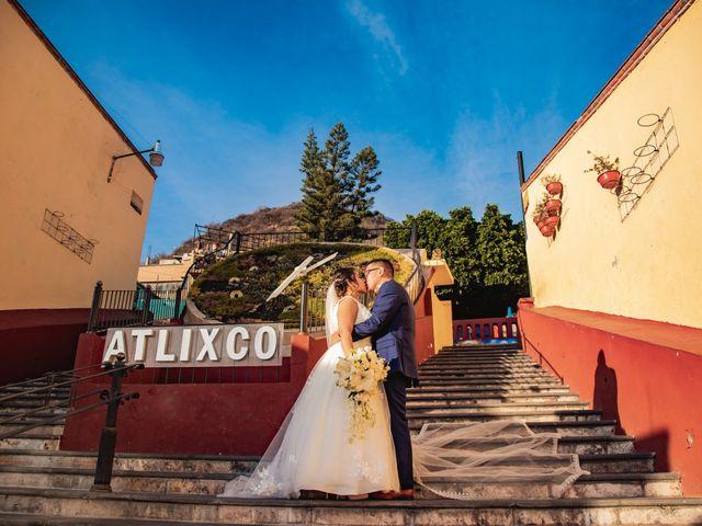 La boda de Jorge y Rocío en Atlixco, Puebla 18