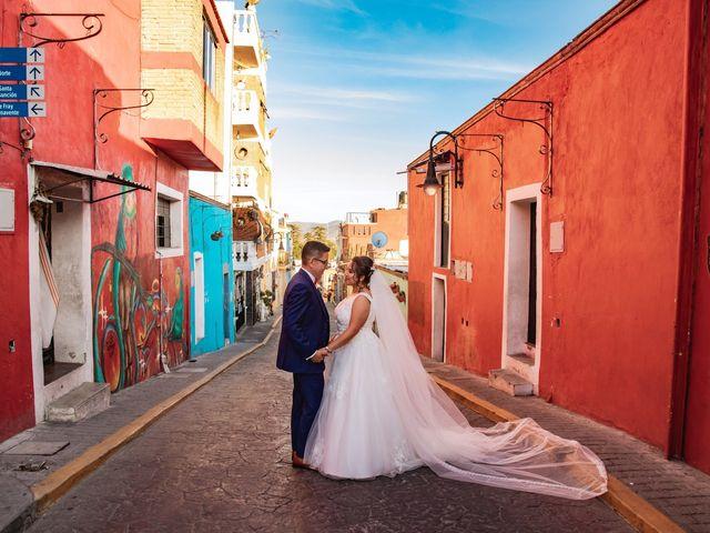 La boda de Jorge y Rocío en Atlixco, Puebla 2