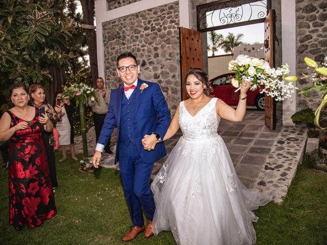 La boda de Jorge y Rocío en Atlixco, Puebla 23