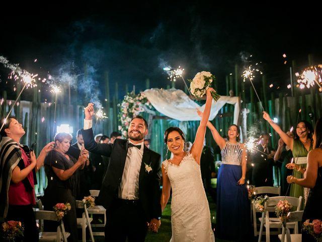 La boda de Jazmín  y Luis