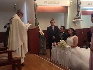 La boda de Paty y Rafa 2