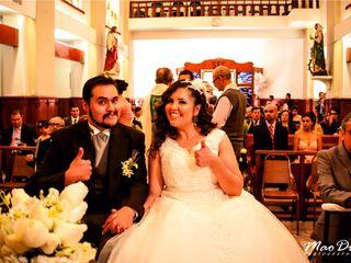 La boda de Paty y Rafa