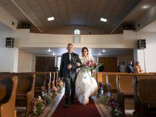 La boda de Ericka y Emmanuel 2