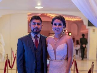 La boda de Kattia y Leobardo 1