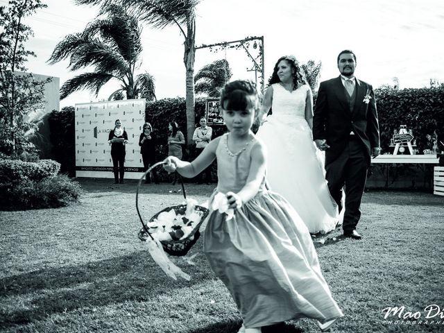 La boda de Rafa y Paty en Guadalajara, Jalisco 45