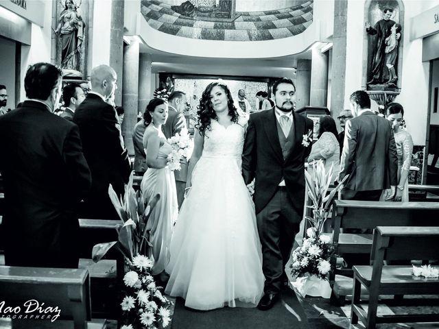 La boda de Rafa y Paty en Guadalajara, Jalisco 50