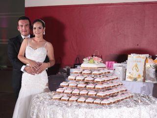 La boda de Guadalupe y Luis