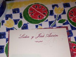 La boda de Lidia y Jose Aaron 3