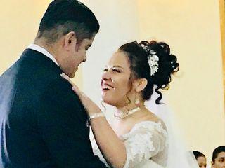 La boda de Lidia y Jose Aaron