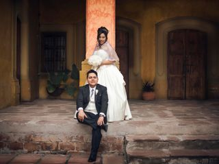La boda de Luis Alejandro y Donaji 3