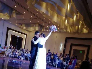 La boda de Andrea y David 1