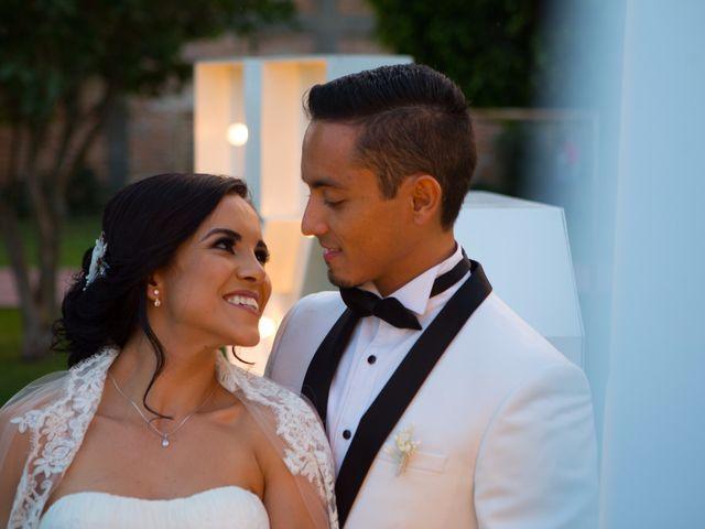 La boda de Yazmín y Pepe