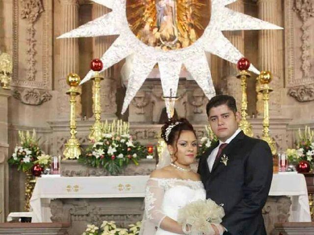 La boda de Jose Aaron y Lidia en San Luis Potosí, San Luis Potosí 7