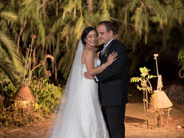 La boda de Karina y Jeremie