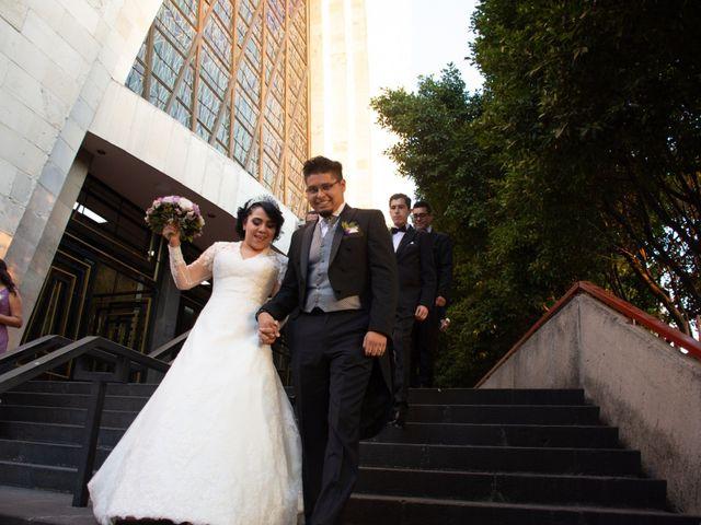 La boda de Lucy y Pepe
