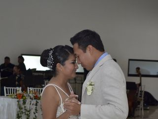 La boda de Bere y Edwin 1