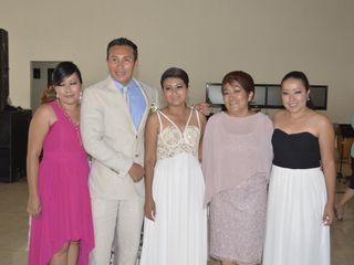 La boda de Bere y Edwin 3