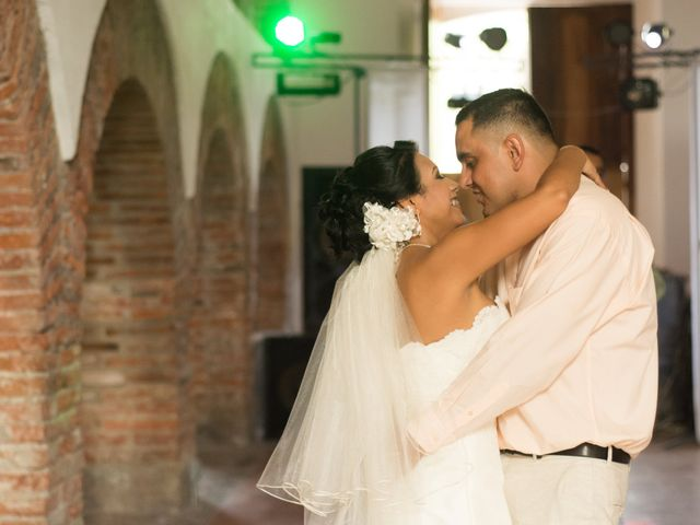 La boda de Anni y Víctor