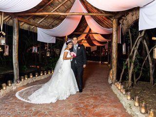 La boda de Alejandra  y William