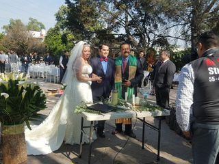 La boda de Gina y José 1