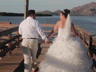 La boda de Roxana y Brian 1