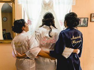 La boda de Yazaira y Héctor 3