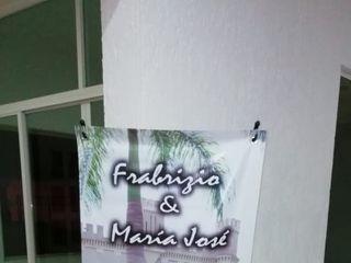 La boda de Majo y Fabrizio  2
