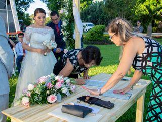 La boda de Viridiana y Rigoberto 1