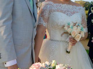 La boda de Viridiana y Rigoberto 2