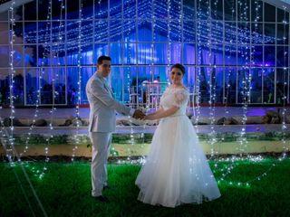 La boda de Viridiana y Rigoberto