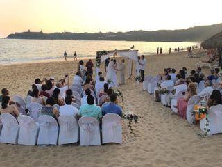 La boda de Aileen  y Ricardo  2