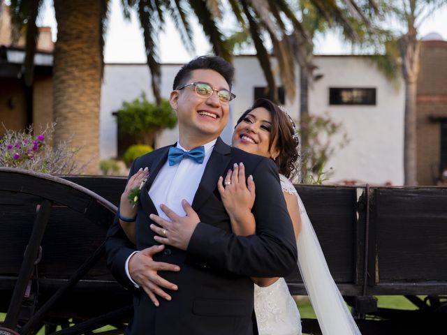 La boda de Ali y Sal