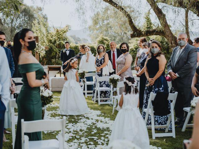 La boda de Eduardo y Patricia en Tequisquiapan, Querétaro 22
