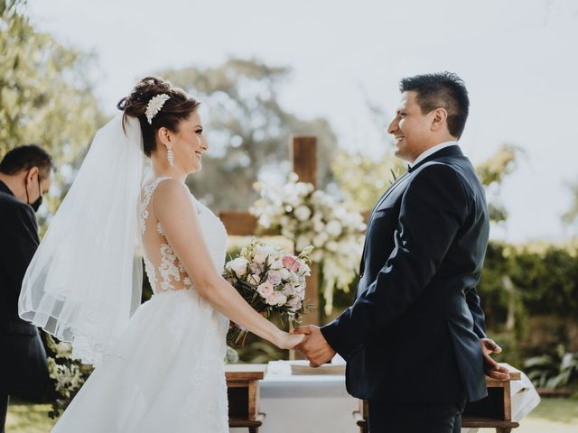 La boda de Eduardo y Patricia en Tequisquiapan, Querétaro 26