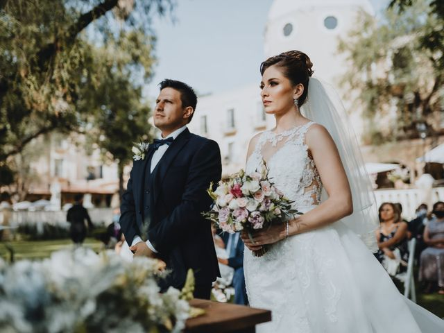 La boda de Eduardo y Patricia en Tequisquiapan, Querétaro 28