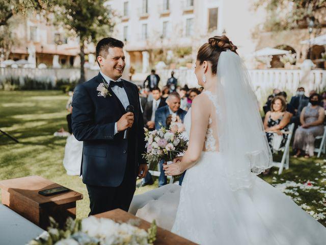 La boda de Eduardo y Patricia en Tequisquiapan, Querétaro 33